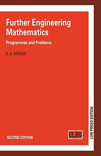 further engineering mathematics stroud