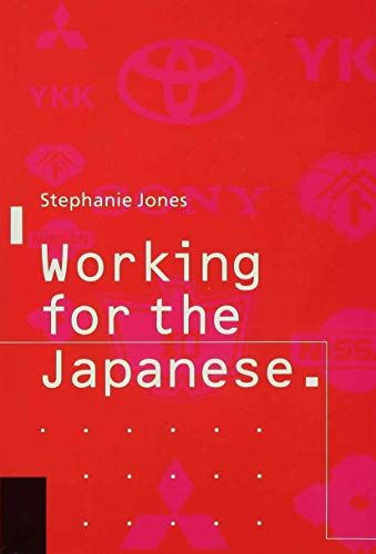 9780333526132: Working for the Japanese: Myths and Realities: British Perceptions
