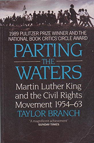 9780333529454: Parting the Waters: Martin Luther King and the Civil Rights Movement, 1954-63