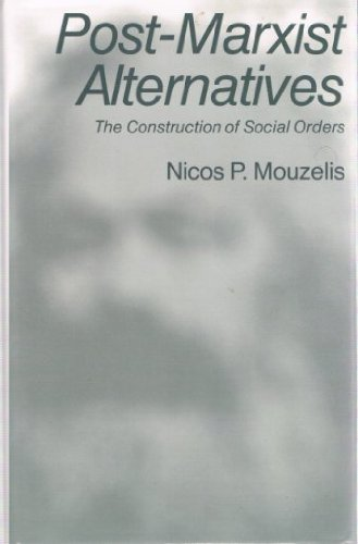 9780333531563: Post-Marxist Alternatives