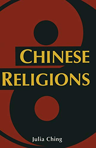 9780333531747: Chinese Religions (Themes in Comparative Religion)