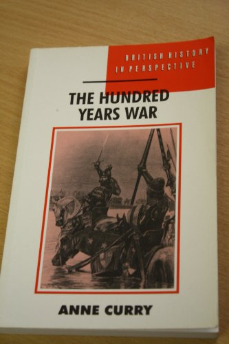 9780333531761: The Hundred Years War (British History in Perspective)