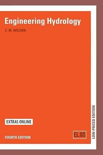 Engineering Hydrology (Paperback or Softback): Wilson, E. M.