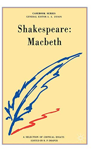 9780333533567: Shakespeare: Macbeth (Casebooks Series)