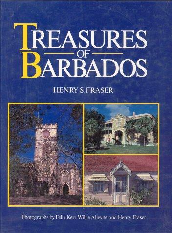 9780333533697: Treasures of Barbados