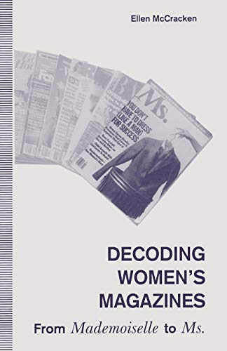9780333535905: Decoding Women's Magazines: From Mademoiselle to Ms.