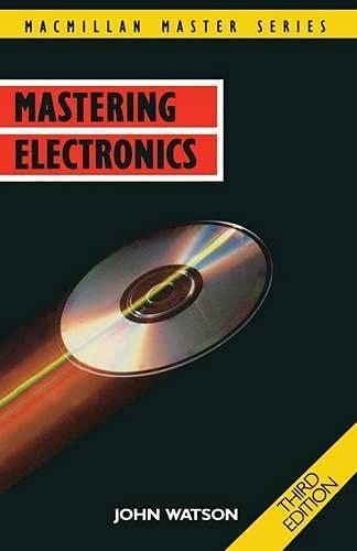 9780333536315: Mastering Electronics (Macmillan Master)