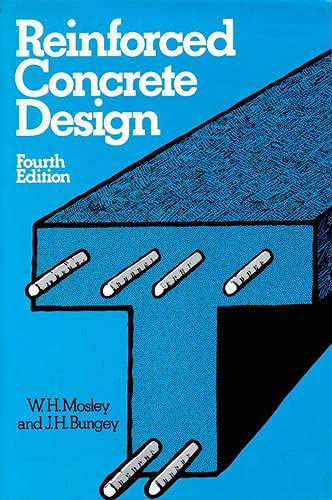 9780333537183: Reinforced Concrete Design (Civil Engineering Series)