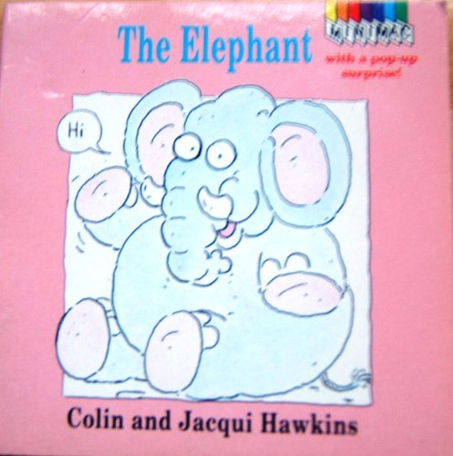 9780333537428: The Elephant: Pop-up Book