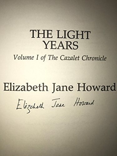 9780333538753: The Light Years: Vol.1 (Cazalet Chronicles)