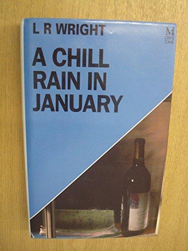 9780333540299: Chill Rain in January
