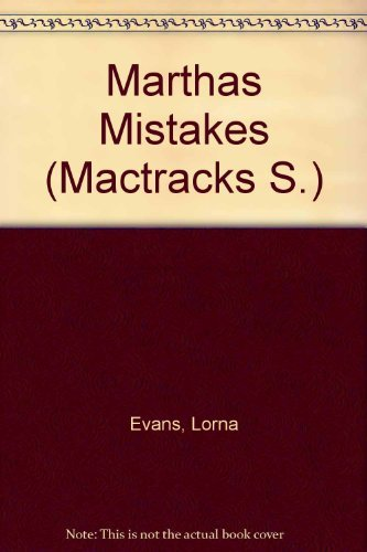 Martha s Mistakes (Paperback): Lorna Evans