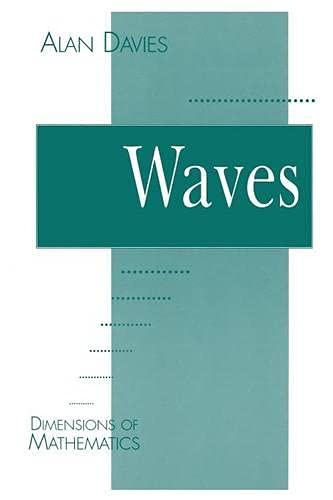 9780333541128: Waves (Dimensions of Mathematics)