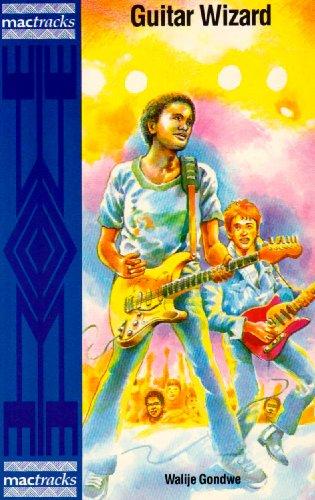 Guitar Wizard (Paperback): Walije Gondwe