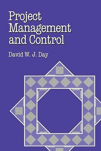 9780333542439: Project Management and Control (Building & Surveying Series)
