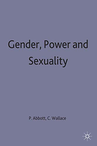 9780333542774: Gender, Power and Sexuality (Explorations in Sociology.)