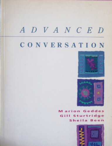 9780333543030: Advanced Conversation (Macmillan conversation series)