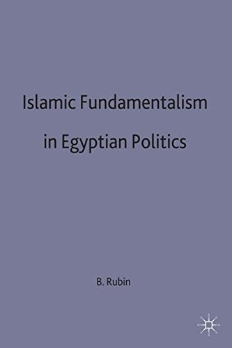 9780333543740: Islamic Fundamentalism in Egyptian Politics
