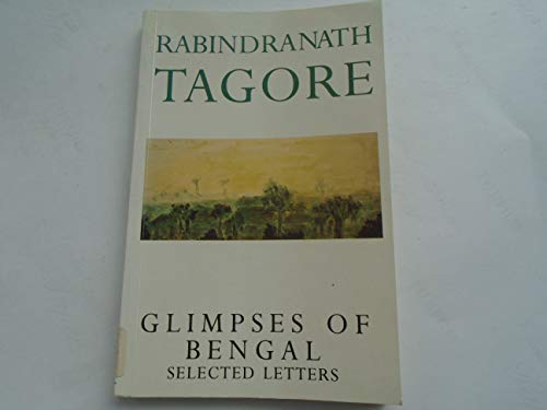 9780333545829: Glimpses Of Bengal: Selected Letters