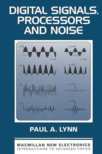 9780333545867: Digital Signals, Processors and Noise (Macmillan New Electronics)