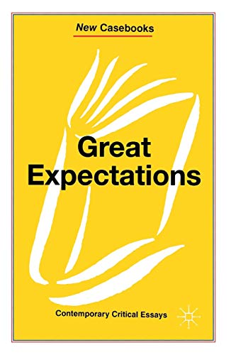 9780333546079: Great Expectations (New Casebooks)