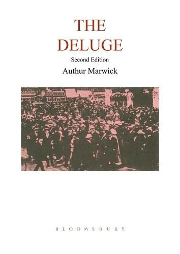 9780333548462: The Deluge: British Society and the First World War