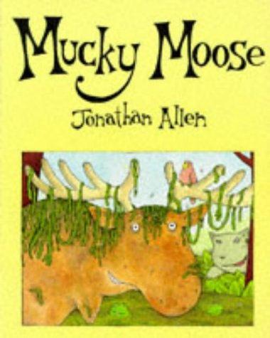 9780333549230: Mucky Moose (Picturemac)