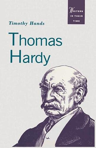 9780333549988: Thomas Hardy