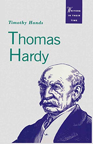 9780333549995: Thomas Hardy (Writers in their Time)