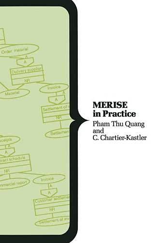 9780333550205: MERISE in Practice