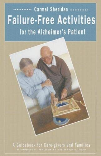 9780333554555: Failure-Free Activities for the Alzheimer's Patient: A Guidebook for Care-givers and Families
