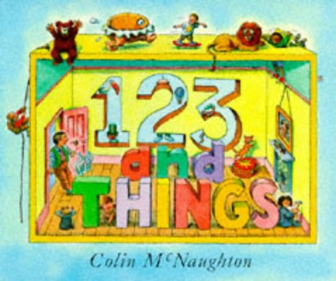 9780333560723: 123 and Things (Picturemac)