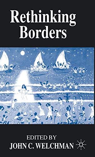 9780333565803: Rethinking Borders