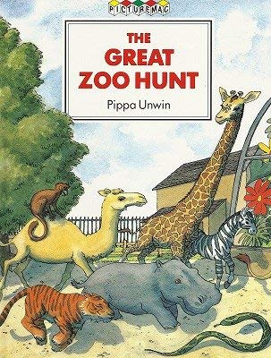 9780333566145: The Great Zoo Hunt (Picturemacs)