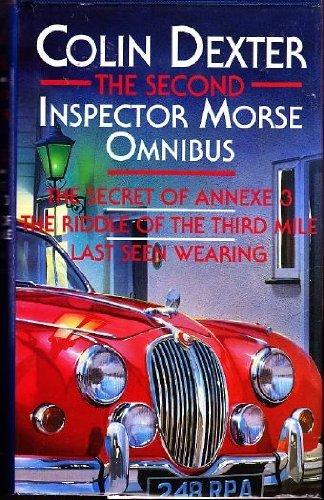 9780333566879: The Second Inspector Morse Omnibus