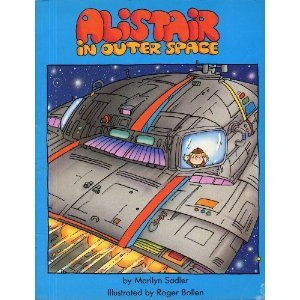 9780333567265: Alistair in Outer Space