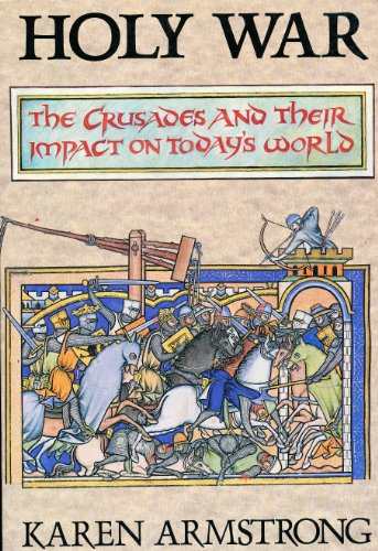 9780333567296: Holy War: The Crusades and Their Impact on Today's World