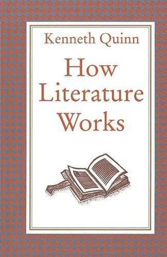 9780333568330: How Literature Works