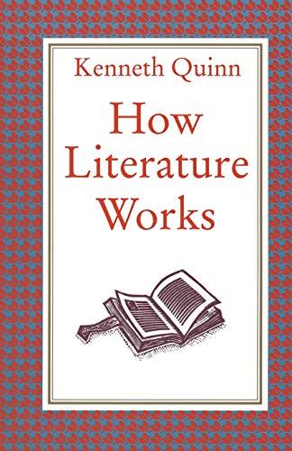 9780333568347: How Literature Works