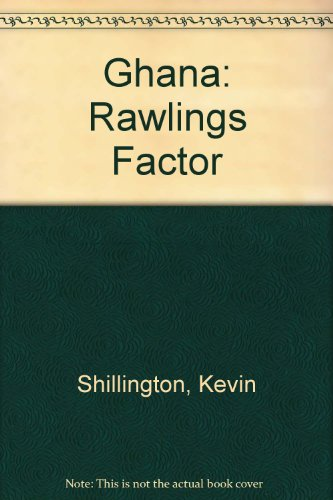 9780333568453: Ghana and the Rawlings Factor