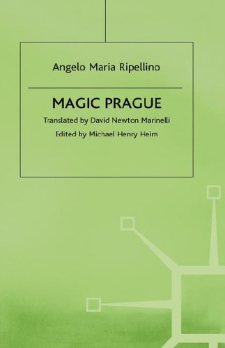 9780333569047: Magic Prague