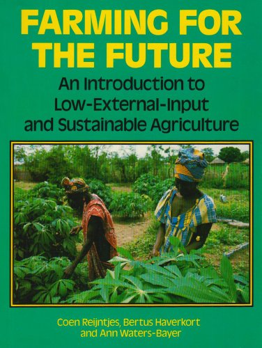 9780333570111: Farming for the Future