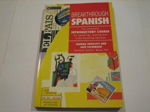 9780333571040: Breakthrough Spanish (Breakthrough Language)