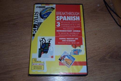 9780333571057: Breakthrough Spanish (Breakthrough Language)