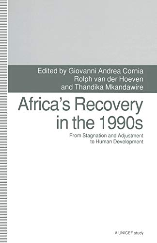 Africa''s Recovery in the 1990''s: From Stagnation: James P. Grant,