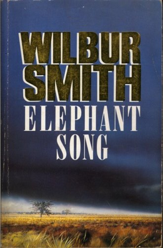 9780333573716: Elephant Song