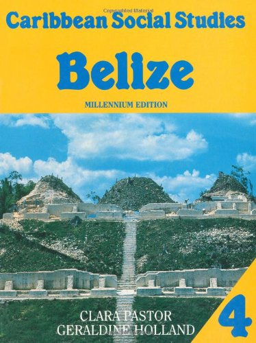 9780333573921: Caribbean Social Studies 4: Belize
