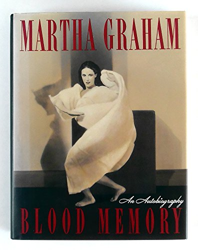 9780333574416: Martha Graham: Blood Memory: An Autobiography