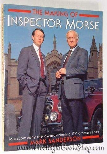 9780333575031: The Making Of Inspector Morse