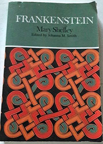 9780333575574: Frankenstein (Case Studies in Contemporary Criticism)